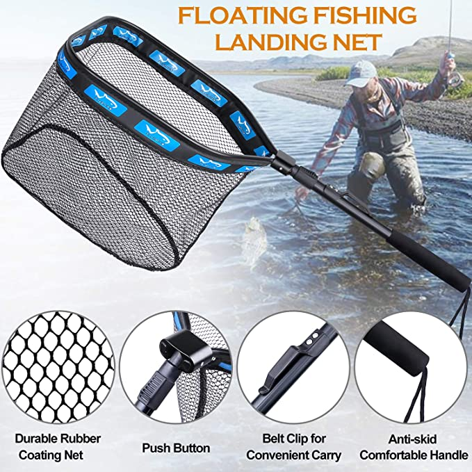 PLUSINNO Floating Fishing Net