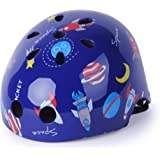 WinMax Multi-sport Skateboarding Skating & Cycling Safety Bike Helmet for Kids