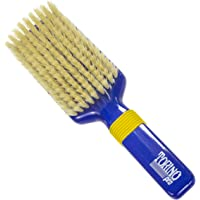 Torino Pro Wave Brushes By Brush King #35- Rubber grip 9 row Medium Vertical brush- Great for Connections - For 360 waves