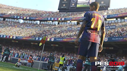 Amazon com: Pro Evolution Soccer 2019 - PlayStation 4