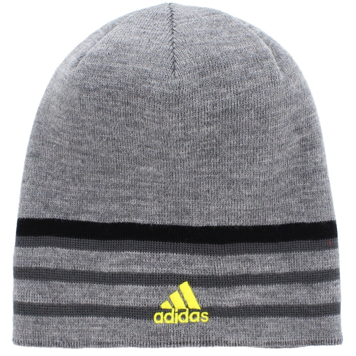 Galleon - Adidas Men s Eclipse Reversible Beanie 8dd16864de5