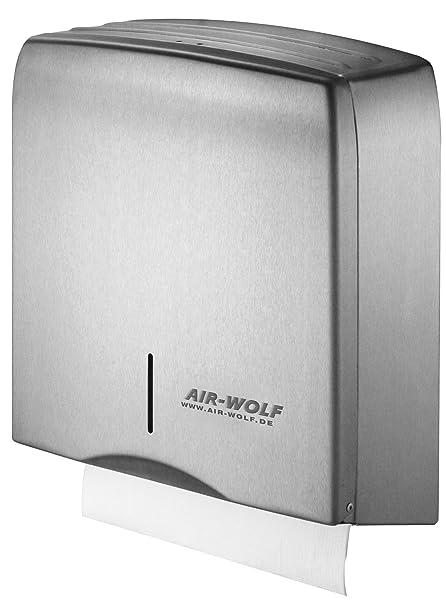 AIR-WOLF de papel para dispensador de toallas de mano, serie gamma