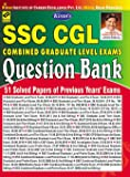 SSC Cgl Exams Question Bank 1999 To 2015 - English - 1607 (Old Edition)