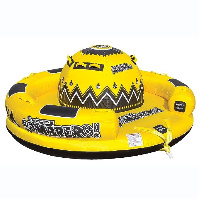 Amazon.com: Obrien - Tubo hinchable para 4 personas, color ...
