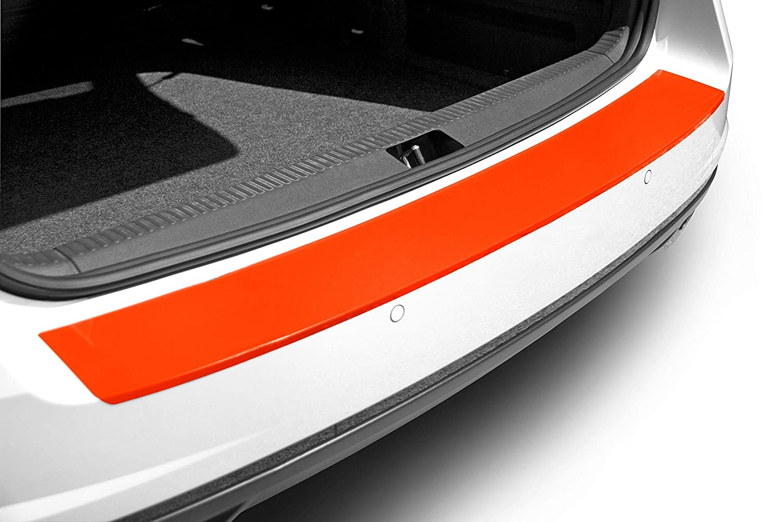 Pare-Chocs III Peinture Octavia Combi RS 3 5E Luxshield Film de Protection pour Seuil de Chargement avec Racloir Professionnel Transparent Brillant Autocollant 2012-2019