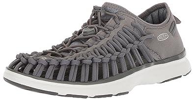 Keen Saltzman WP - Chaussures Femme - gris/turquoise 37 2016 Chaussures trekking & randonnée RHO0Rn