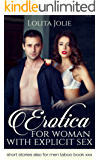 erotica for women with explicit sex