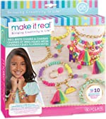 Make It Real - Neo-Brite Chains and Charms. DIY Gold Chain
