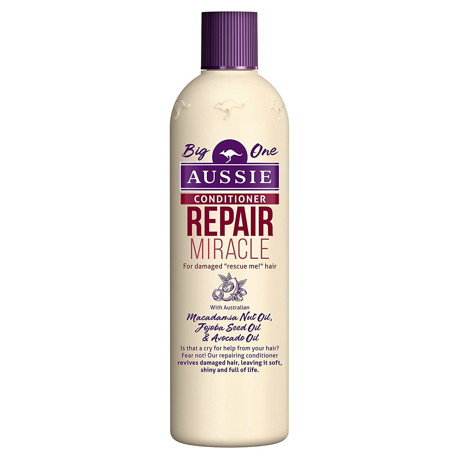 Aussie Repair Miracle Conditioner for Damaged Hair, 400 ml Procter & Gamble 81526060