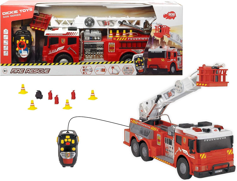 Dickie Toys SOS Brandweerwagen 62 cm speelgoed online