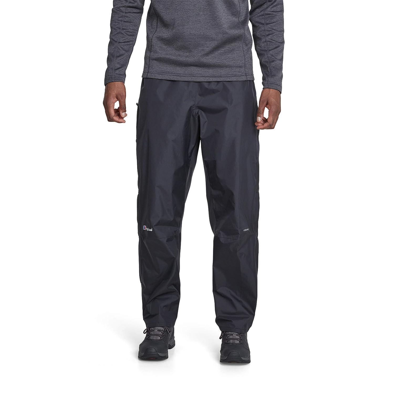 Color Negro tama/ño S Pantalones para Hombre Berghaus Deluge