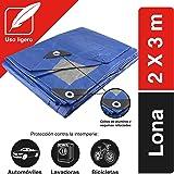 Santul 5406 Lona Premium, Azul, 2m x 3m