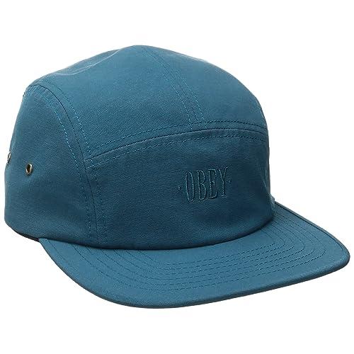 f7298a7f13246 ... greece obey mens highland 5 panel hat a4cf7 9b26b