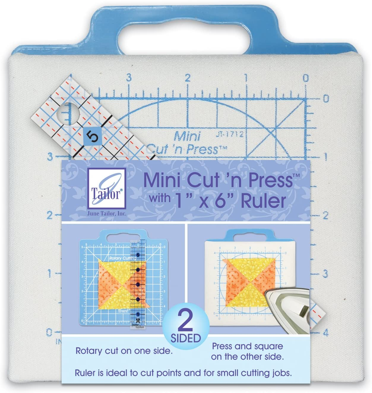 Mini June Tailor Cut n Press with Ruler