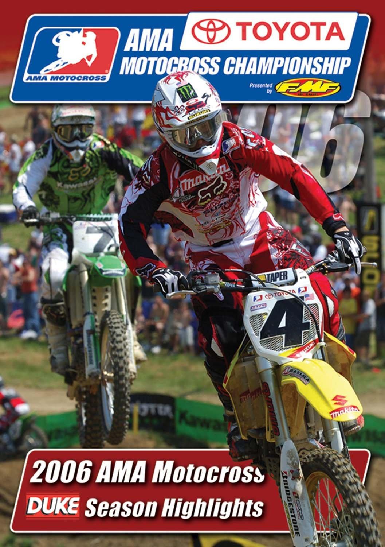 DVD : Ama Motocross Championship 2006 (DVD)