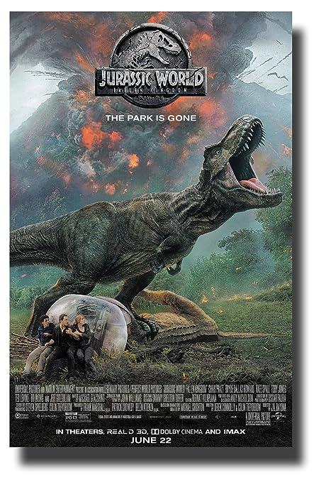 Amazon.com: Jurassic World 2 Poster Movie Promo 11 x 17 ...