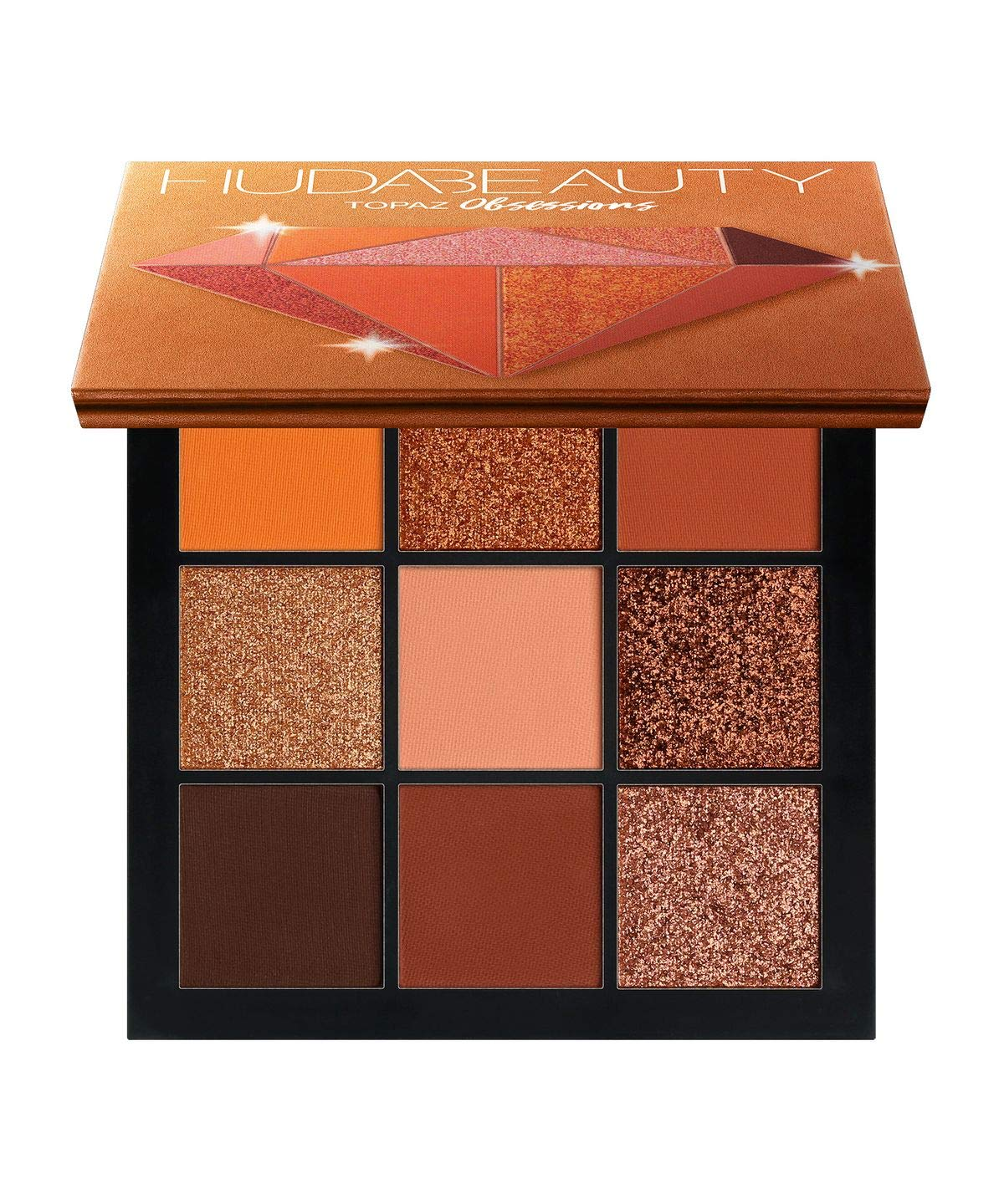 HUDA BEAUTY Topaz Obsessions Palette Limited Edition by Huda Beauty