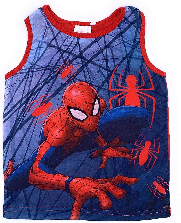 Spiderman Ni/ños Camiseta y Short
