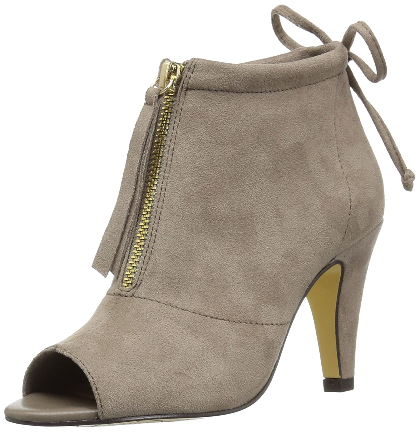 Bella Vita Women's Nicky Ii Ankle Bootie B071D68BP1 12 N US|Stone Super Suede