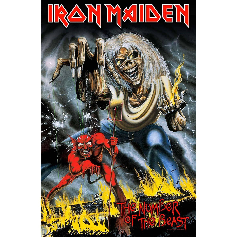 iron maiden poster flag buy online in
