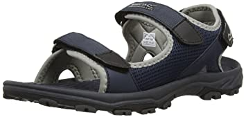 Regatta Great Outdoors Herren Sandalen Terrarock (46 EU/11UK) (Grau) 12YCZc59