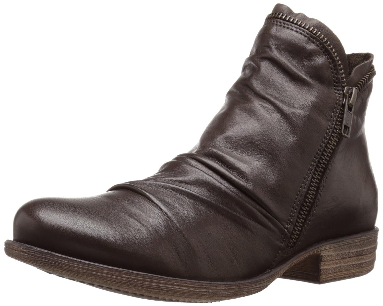 Miz Mooz Women's Luna Ankle Boot B00WGVG474 9 B(M) US|Green