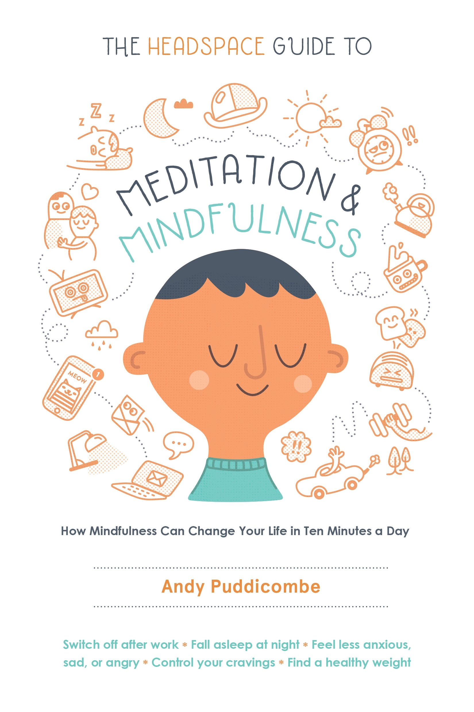 Headspace Guide Meditation Mindfulness Minutes product image