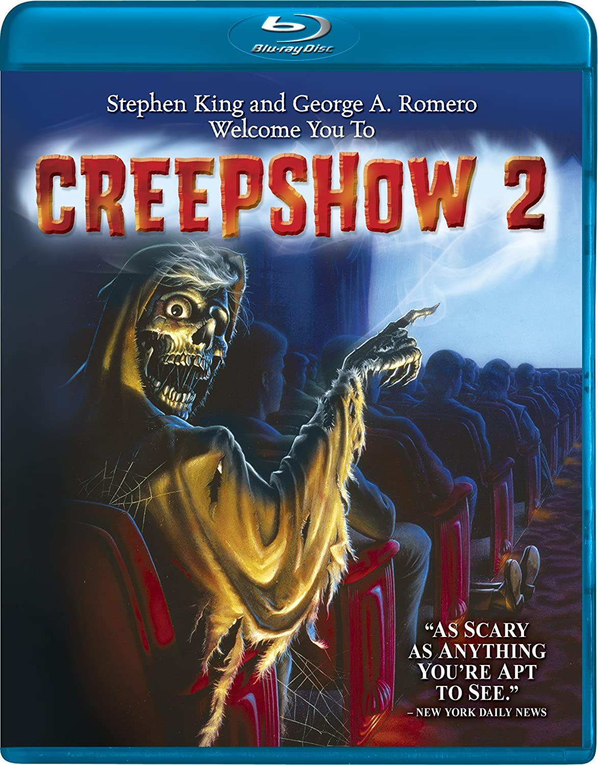 Creepshow 2 [Blu-ray] Tom Savini Domenick John Michael Gornick 27461092