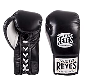 Best Boxing Gloves for Muay Thai - Cleto Reyes Professional Fight Gloves - Official/Safetec
