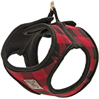 RC Pet Products Cirque Soft Walking Step-In Dog Harness, XX-Large, Red Buffalo