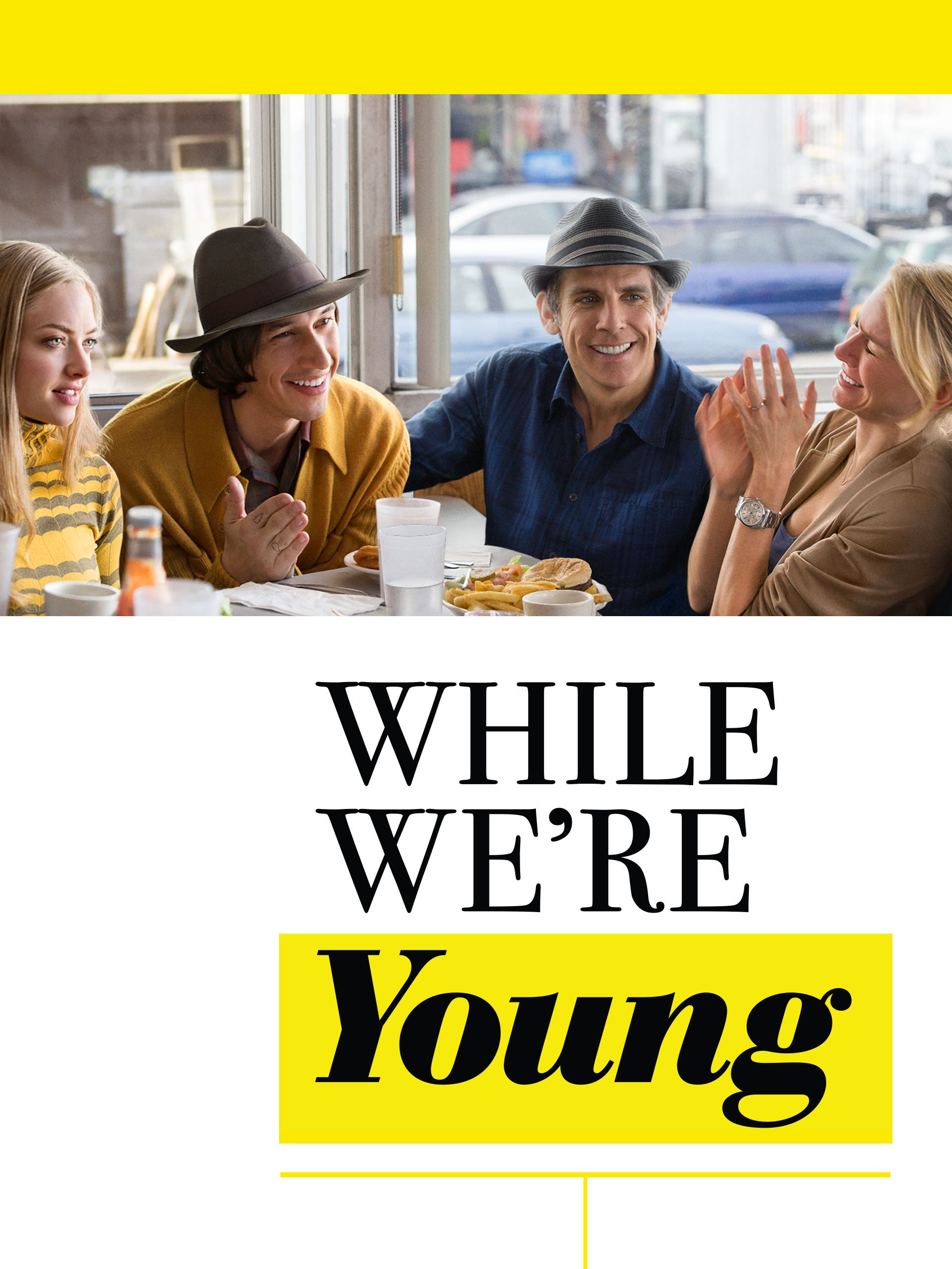 Image result for While We're Young