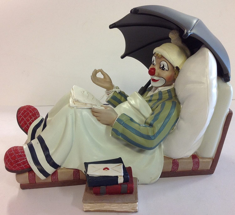 Clown Figur Verliebte Poet, 19cm 19cm 19cm 1b12fd