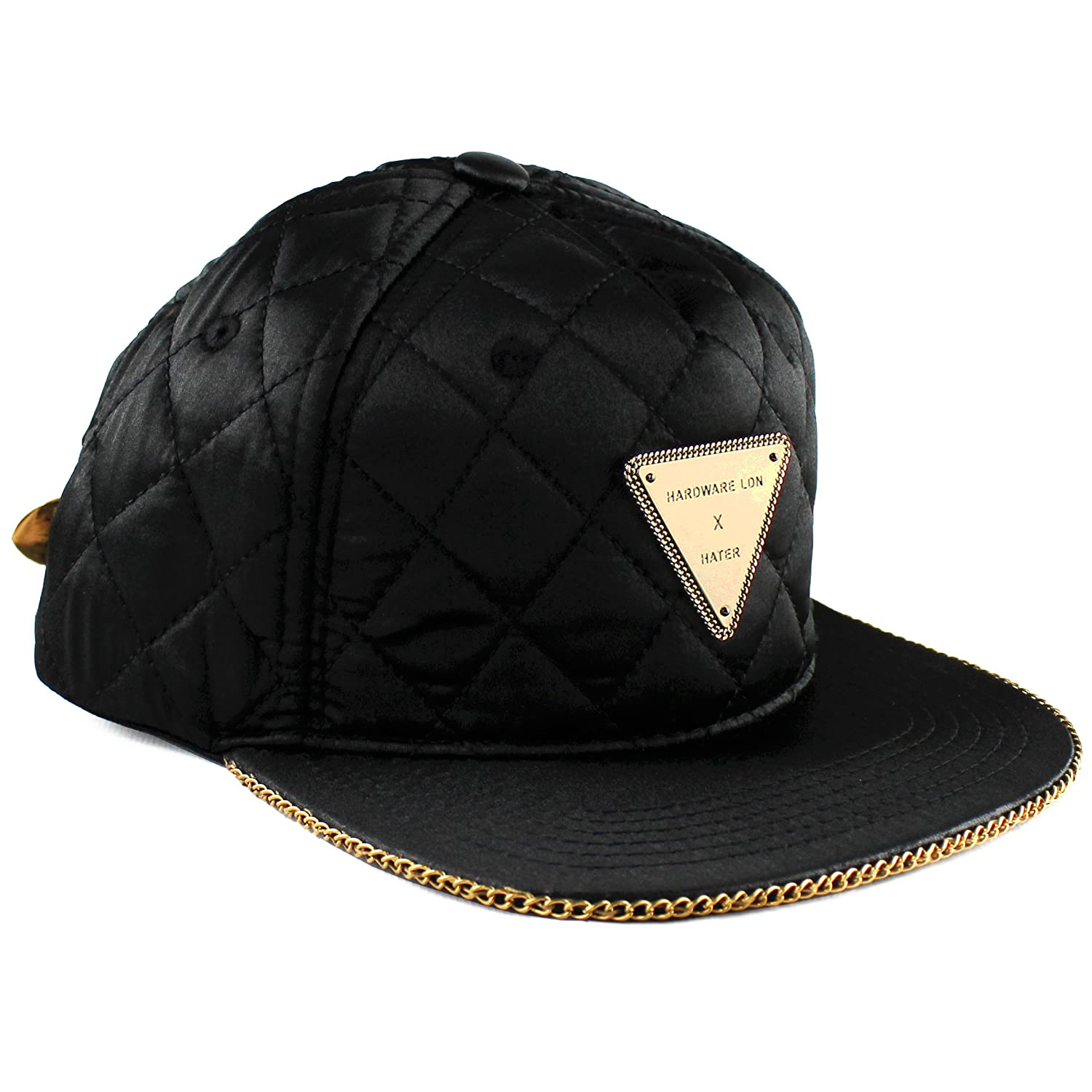 ... promo code for hater quilted gold chain snapback hat at amazon mens  clothing store 1a672 97f23 777aa18f2cf