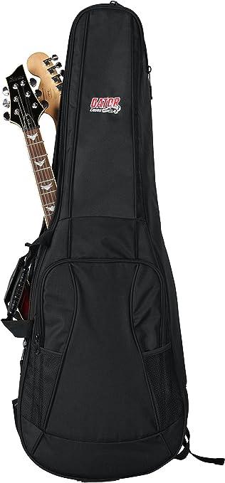 Gator gb-4g - Series elecx2 4 G para guitarra eléctrica Gig-Bag 2 x: Amazon.es: Instrumentos musicales