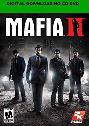 Buy Mafia II (PC Code) Online at Low Prices in India | 2K