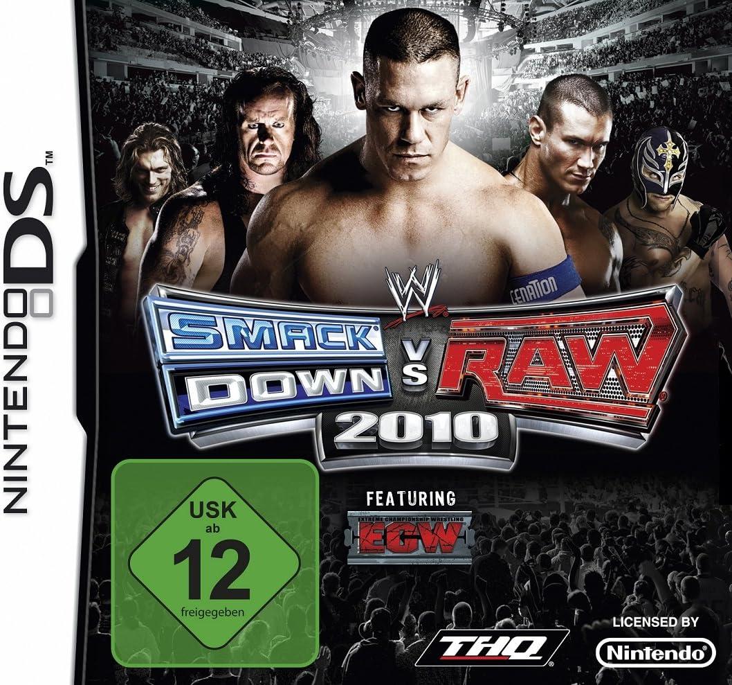 WWE Smackdown vs Raw 2010 [Importación alemana]: Amazon.es: Videojuegos