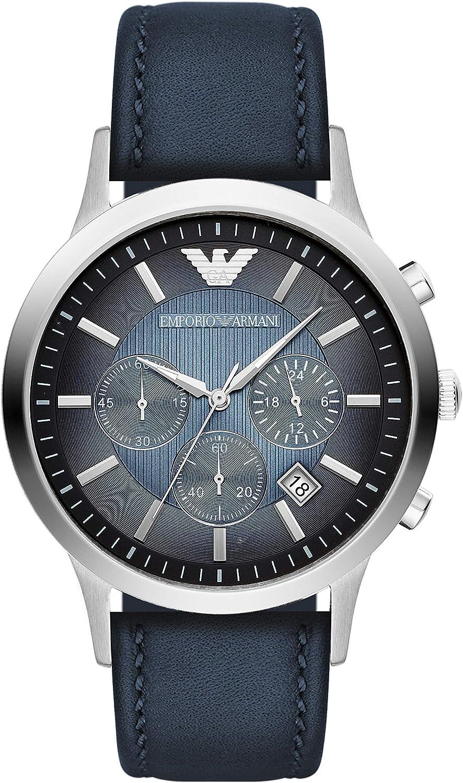 Emporio Armani Reloj de Pulsera para Hombre