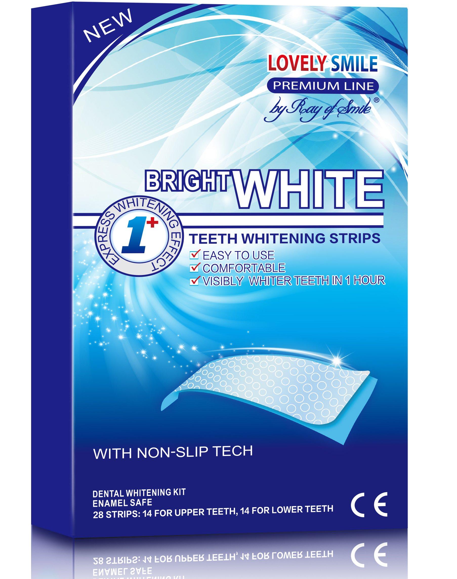 amazon com sparkling white smiles advanced teeth whitening strips