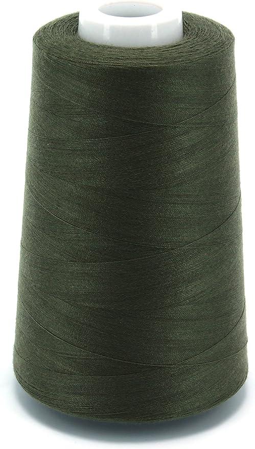 Schnoschi – Bobina de hilo de coser para máquina remalladora, 40/2 ...