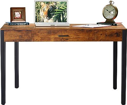 Industrial Style Writing Computer Desk - a good cheap modern office desk