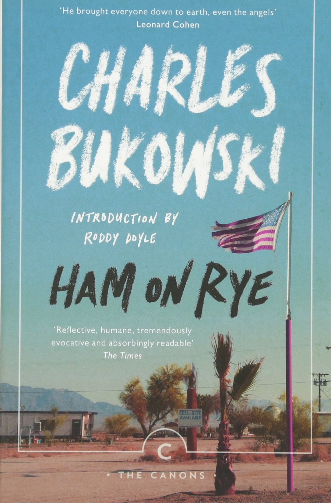 Ham On Rye (canons): Amazon: Charles Bukowski, Roddy Doyle:  9781782116660: Books