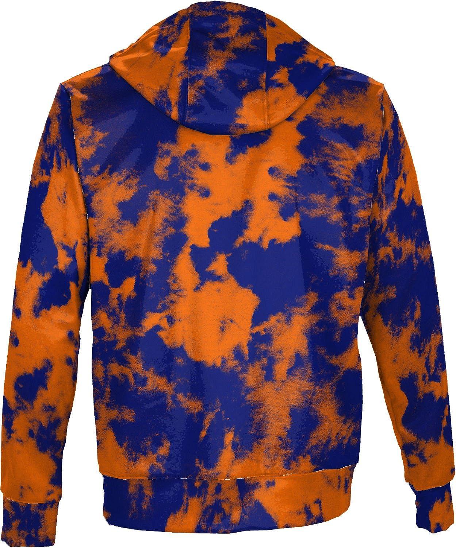 Boys Hoodie Sweatshirt Grunge ProSphere Lincoln University PA
