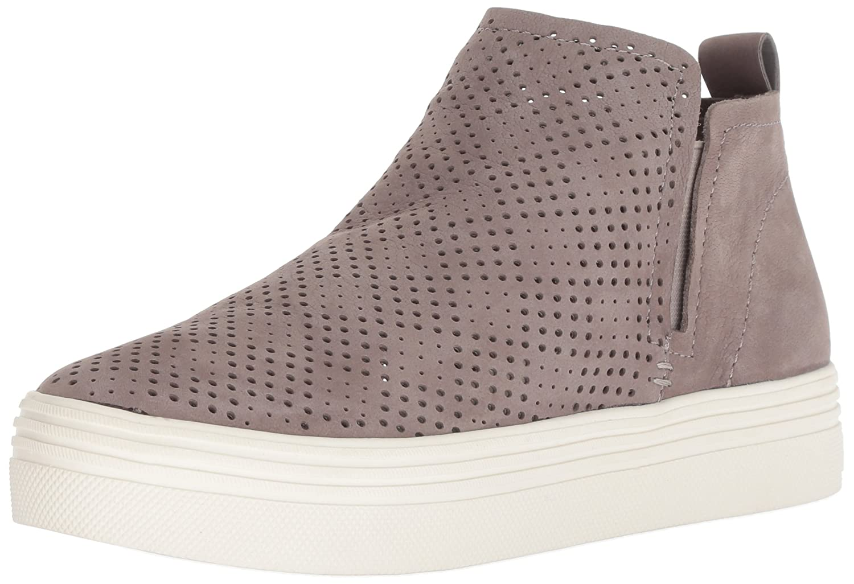 Dolce Vita Women's Tate Perf Sneaker B07CN8NC72 10 B(M) US|Smoke Nubuck