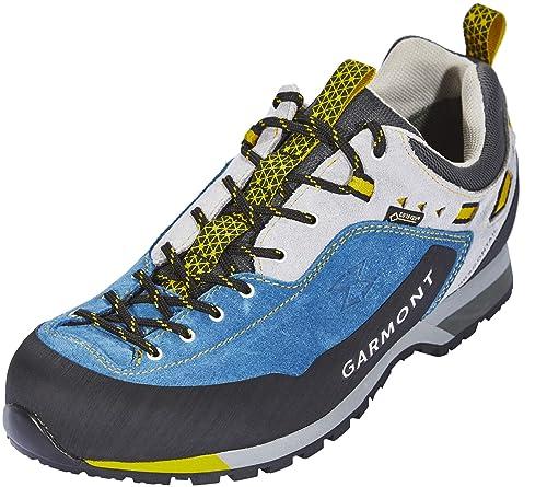 390696414dd88 GARMONT DRAGONTAIL LT GTX Scarpe trekking goretex blu   grigio impermeabili  grip  Amazon.it  Scarpe e borse