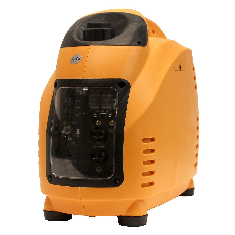 HAIGE インバーター発電機 1.5kVA( 1200W ) 4サイクル エンジン DY1500LBI