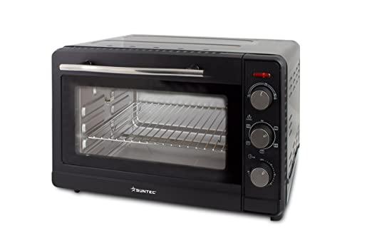 Suntec Wellness TOO-8502 toastoven Horno tostador, 8 W, Negro ...