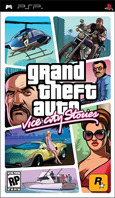 6 opinioni per GTA: Vice City Stories [Platinum]