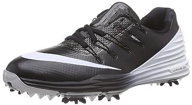 timeless design f3636 fb245 Nike Lunar Control 4, Chaussures de Golf Femme, Noir-Schwarz (Black