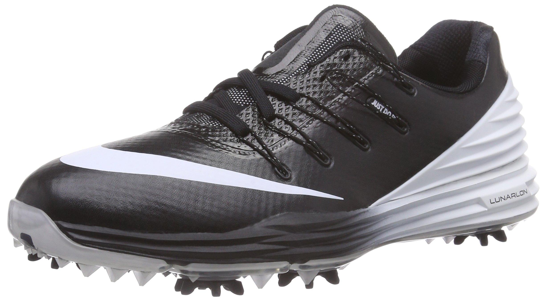 Nike Lunar Control 4 Golf Shoes 2016 Womens Black/Wolf Grey/White Medium 9.5