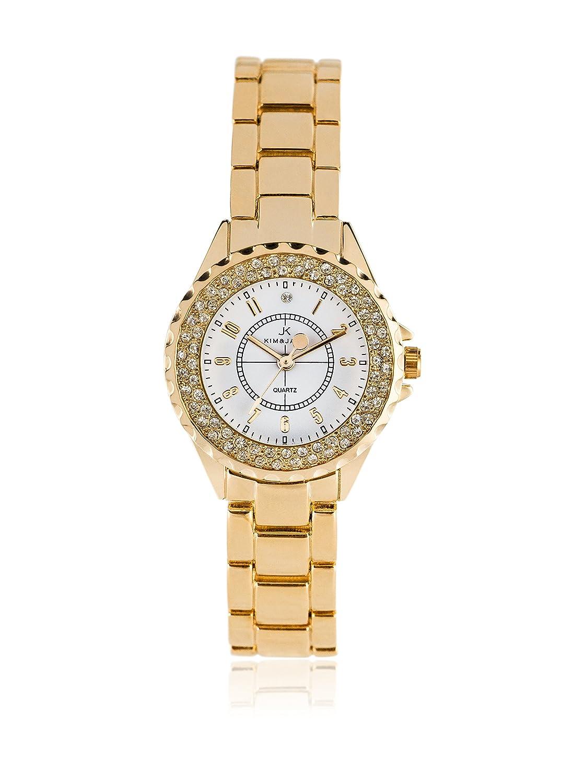 Keine – Armbanduhr Kim & Jade mit Swarovski-Kristallen 2033lgw Damen